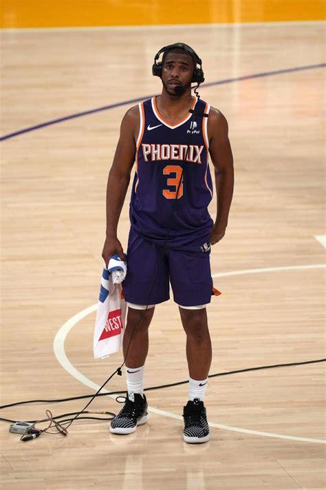 NBA Playoffs: Suns' Chris Paul Speaks After Defeating ...