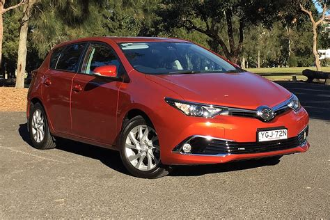 2017 Toyota Corolla Review by Toyota Corolla Ascent Hatch 2017 Review Snapshot Carsguide