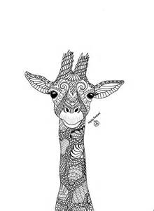 giraffe coloring pages to print collections