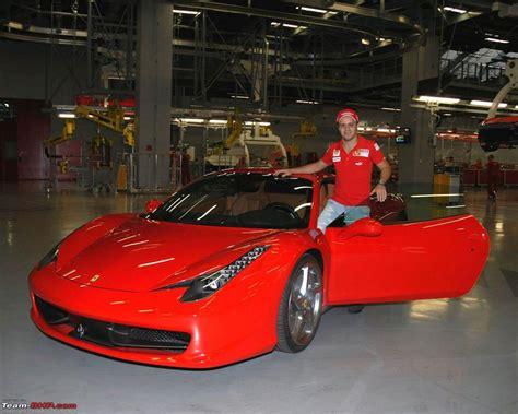 The All New Ferrari 458 Italia Page 5 Team Bhp