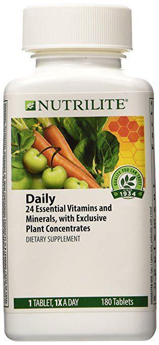 Buy NUTRILITE Daily Multivitamin Multimineral Dietary