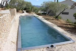 Couloir De Nage En Kit : couloir de nage avec nage contre courant et volet immerg inox pool ~ Preciouscoupons.com Idées de Décoration