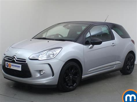 Used Citroen Ds3 For Sale, Second Hand & Nearly New Cars