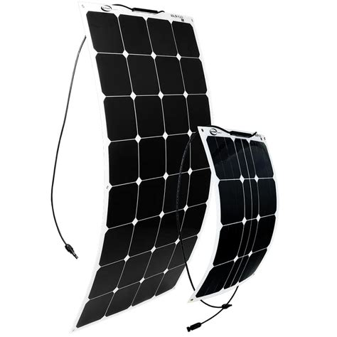 solarl fles flexible solar power trailer life