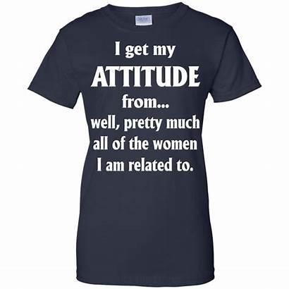 Attitude Hoodie Tank Allbluetees