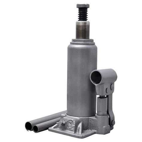 cric hydraulique bouteille cric bouteille 2 tonnes precision steel feu vert