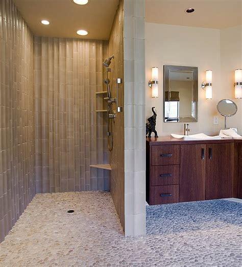 doorless shower doorless showers how to pull off the look