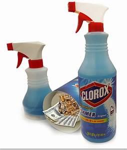 Clorox bathroom bleach foamer spray diversion safe for Clorox bleach foamer for the bathroom