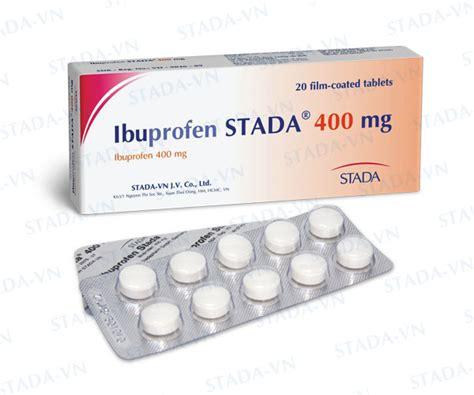 Ibuprofen Stada® 400 Mg