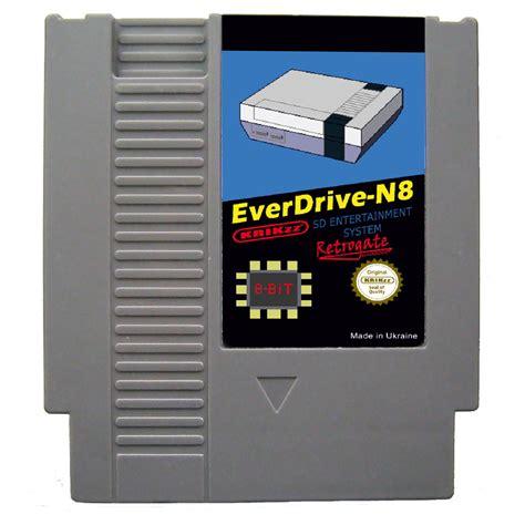 Everdrive N8 Nes
