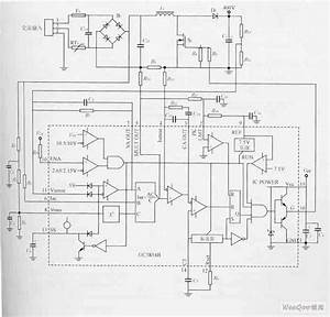 High Pressure Sodium Lamp Electronic Ballast Circuit Diagram