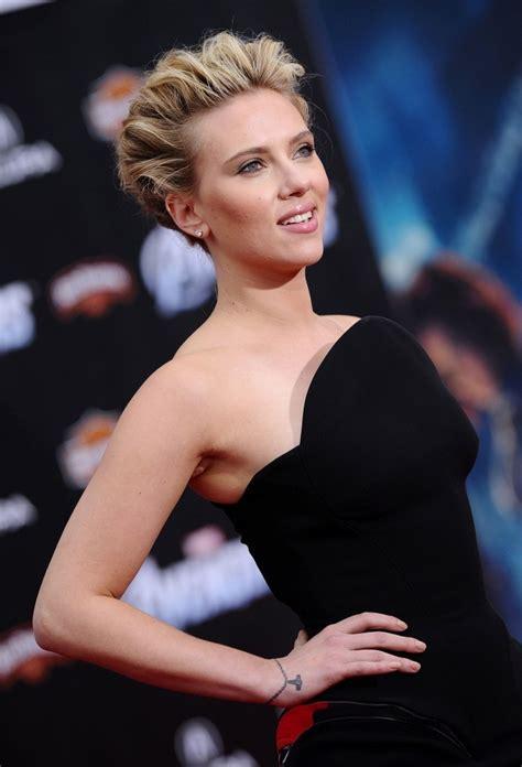 Scarlett Johansson Avengers Premiere 2012 | Scarlett ...