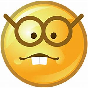 Nerd Stare Emoticons for Facebook, Email & SMS | ID#: 123 ...