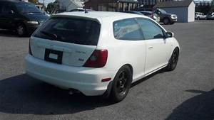 Buy Used 2002 Honda Civic Si Hatchback White Manual 135k
