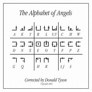 17 best ideas about angelic symbols on pinterest symbols With unusual letters alphabet