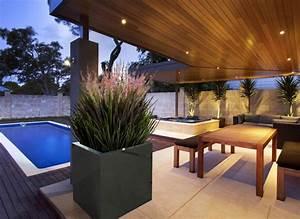 11 idees de pots de fleurs et de jardinieres pour embellir With idee decoration jardin exterieur 11 cactus entretien arrossage et rempotage