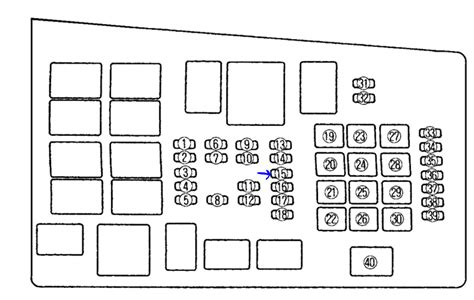 2014 Mazda 6 Fuse Box Diagram by Diagram Template Category Page 331 Gridgit