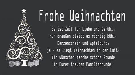 Frohe Weihnachten Spr He Kurz