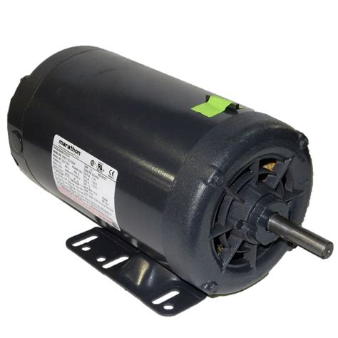 Electric Motor Dealers by Marathon Electric 056t11d15526 1 Hp 1200 Rpm 230 460