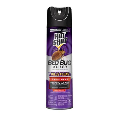 Best Bed Bug Spray Home Depot by 17 5 Oz Bed Bug And Flea Aerosol Spray Hg