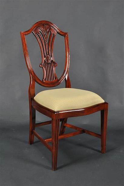 Carved Chairs Shield Chair Solid Mahogany Tall