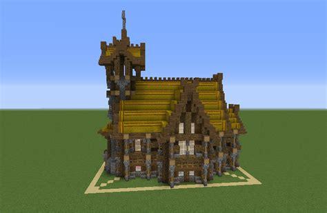viking church blueprints  minecraft houses castles towers   grabcraft