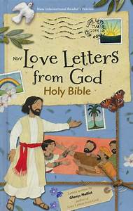 nirv love letters from god holy bible hardcover case of 24 With letters to god bible