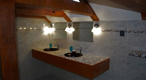 chambres d hotes conques chambre d 39 hôtes margot vue salle de bain château de la