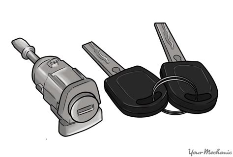 replace  door lock cylinder yourmechanic advice