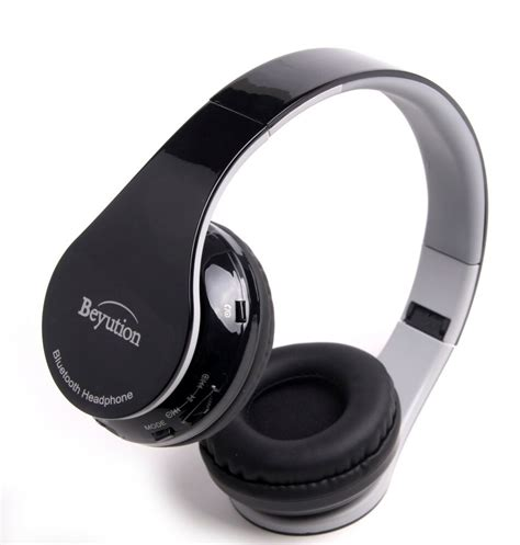 best gift hifi stereo wireless bluetooth headphones for all cell phones with mic ebay