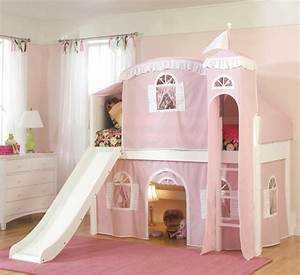 Kinderbett Mit Rutsche : hochbett mit rutsche spa im kinderzimmer ~ Orissabook.com Haus und Dekorationen