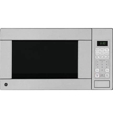 ge  cu ft capacity countertop microwave oven