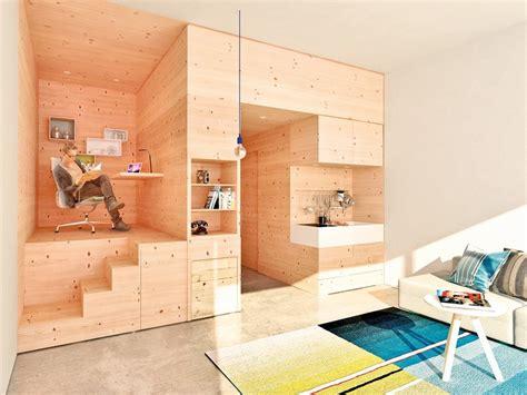 Ideen Für Das Wohnen Auf Kleinstem Raum