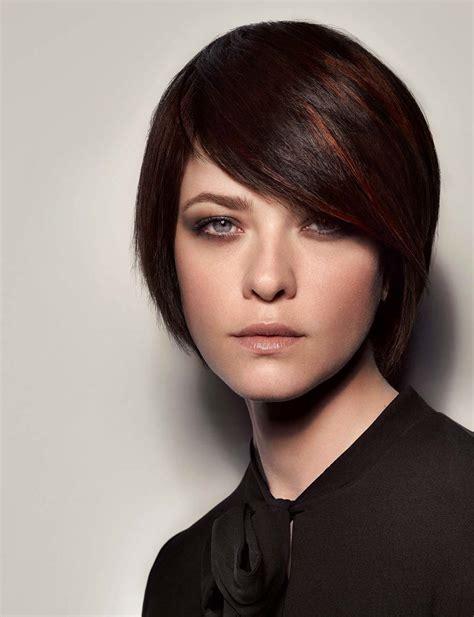 le carre court coiffure tendance automne hiver