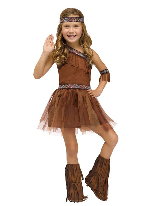 tribal tunic classic american costume for toddlers