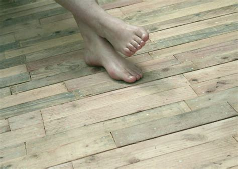 une terrasse bois en palettes bricobistro