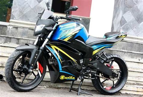 Modifikasi Byson Klasik by Modifikasi Motor Yamaha Byson Paling Keren Trend