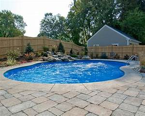 Inground Pool Picture Gallery  U2022 Vernon Poolman