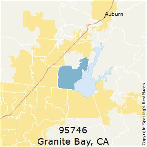 best places to live in granite bay zip 95746 california