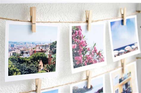 Ideen Für Fotos by Gast Beitrag Diy Polaroid Collage Sch 246 N Bei Dir By Depot