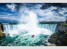 Auf zu den Niagarafällen