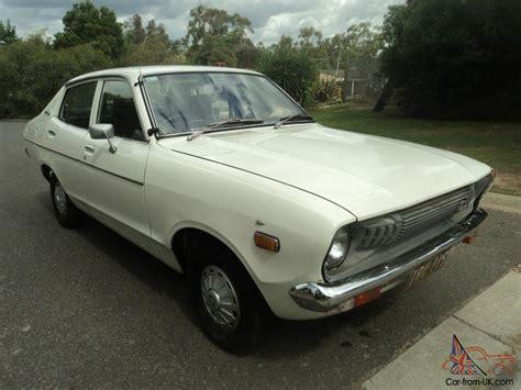Datsun 120y by Datsun 120y 1976 Auto Nissan 180b 200b Mazda Ford Holden