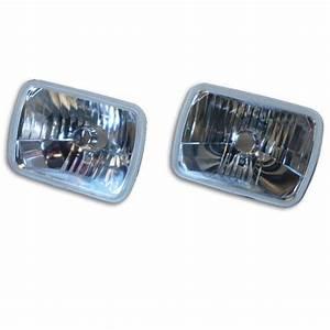 Buy H4 Headlight Conversion Kit Rectangle Full Bronco  U0026 79 F Series