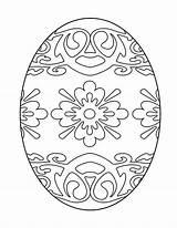 Easter Coloring Cricut sketch template