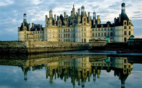 Beautiful Palace in France HD Photo   HD Wallpapers