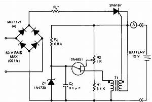 12v Battery Charger Circuit Diagram World