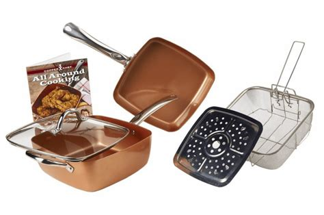 copper chef  piece review   copper chef pan     hype