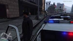 How To Be A Coppolice Officer In GTA 5 PS4Xbox One