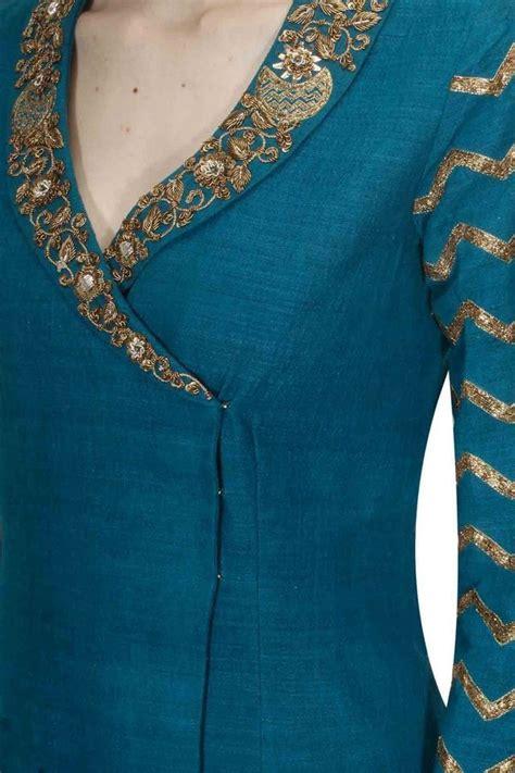 love  color indian ethnic salwar designs angrakha