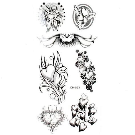 black  white tattoo designs